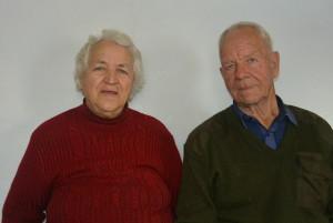 Шабалин П.М. с супругой