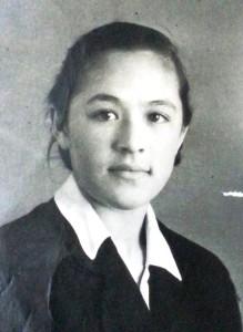 Кононцова А.Е (фото в молодости)