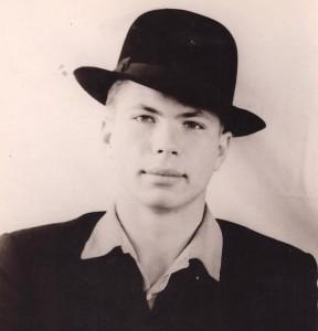 фото Шевелев А.А. 1960 год