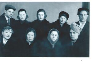 Семья-Пануевых