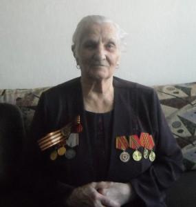 Исакова Клавдия Константиновна